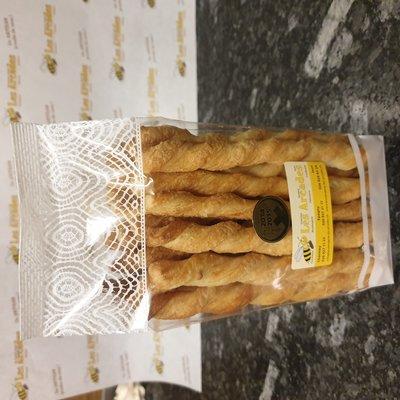 Flûtes au sel 150 gr